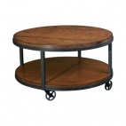 BAJA ROUND COCKTAIL TABLE