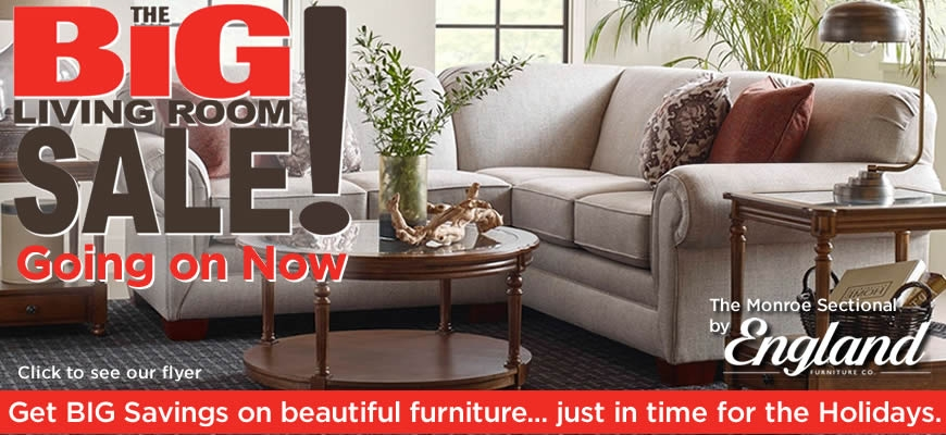 Ken's Furniture Big Living Room Sale